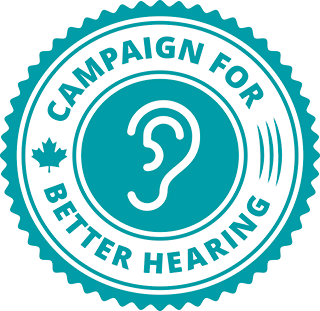 Campaign for better hearing